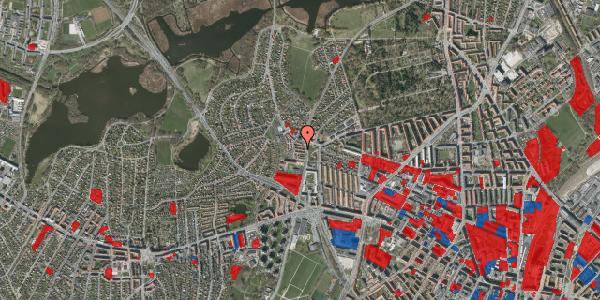 Jordforureningskort på Efterslægtsvej 14C, 2400 København NV