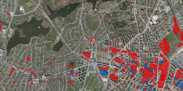 Jordforureningskort på Efterslægtsvej 16D, 2400 København NV