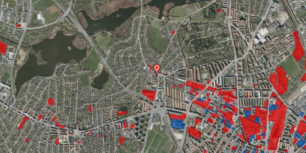 Jordforureningskort på Efterslægtsvej 18D, 2400 København NV