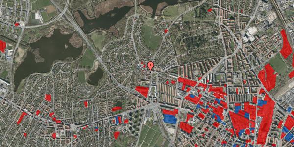Jordforureningskort på Efterslægtsvej 20A, 2400 København NV