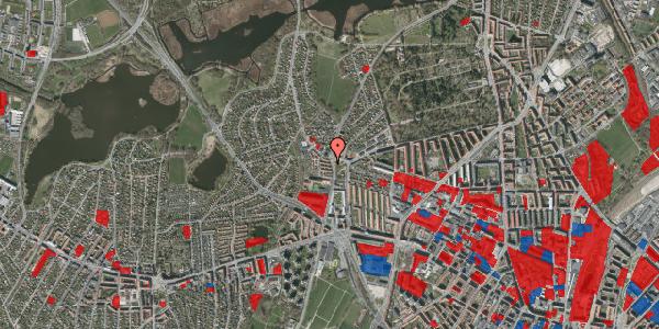 Jordforureningskort på Efterslægtsvej 22D, 2400 København NV