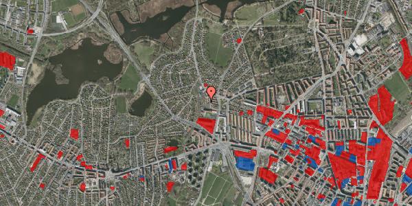 Jordforureningskort på Efterslægtsvej 28A, 2400 København NV