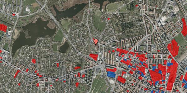 Jordforureningskort på Efterslægtsvej 28C, 2400 København NV