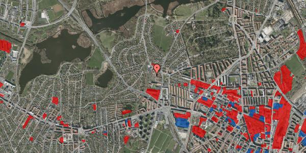 Jordforureningskort på Efterslægtsvej 28D, 2400 København NV