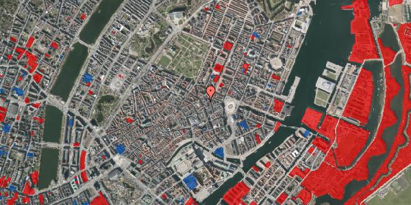Jordforureningskort på Grønnegade 1, 1107 København K
