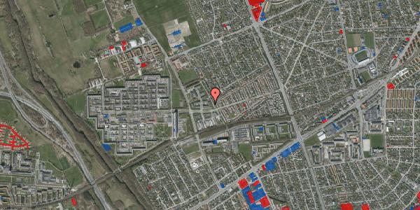Jordforureningskort på Mellemvangsvej 22, 2650 Hvidovre
