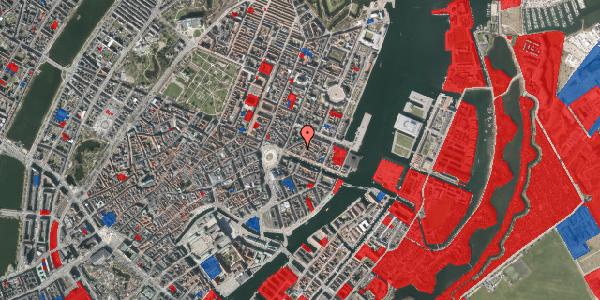 Jordforureningskort på Nyhavn 11C, kl. , 1051 København K