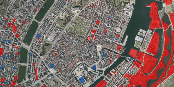Jordforureningskort på Store Regnegade 3, st. , 1110 København K