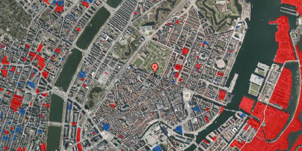 Jordforureningskort på Gothersgade 55, 2. tv, 1123 København K