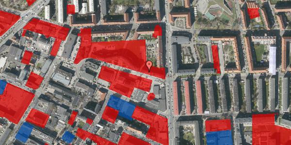 Jordforureningskort på Dortheavej 2, 1. 2, 2400 København NV