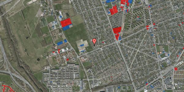 Jordforureningskort på Hf. Dahlia 98, 2650 Hvidovre