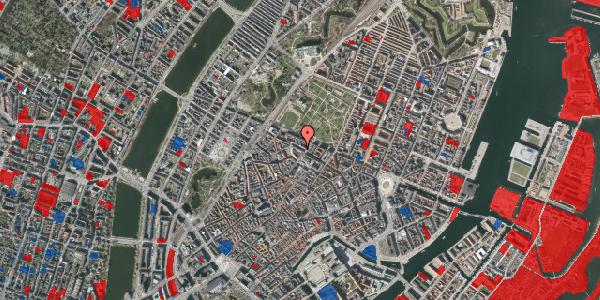 Jordforureningskort på Åbenrå 3, 1124 København K
