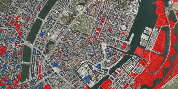 Jordforureningskort på Sværtegade 6, 1. , 1118 København K