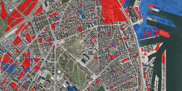 Jordforureningskort på Serridslevvej 2C, kl. 2, 2100 København Ø
