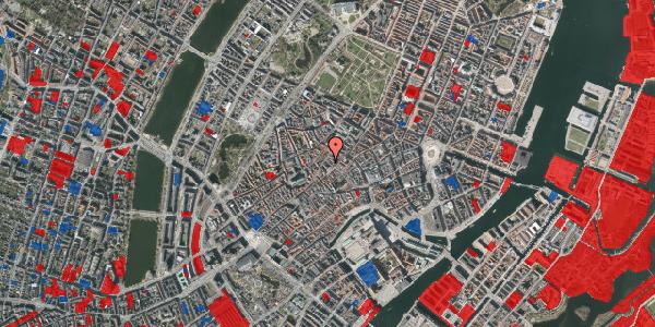 Jordforureningskort på Niels Hemmingsens Gade 21, 1153 København K