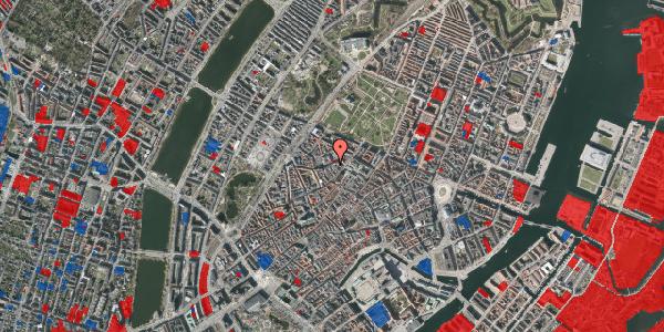 Jordforureningskort på Pustervig 8B, st. th, 1126 København K