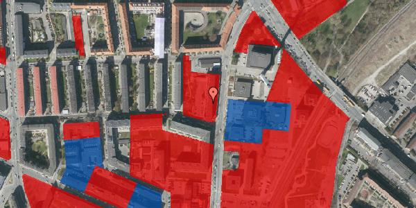 Jordforureningskort på Bisiddervej 33, 2. th, 2400 København NV