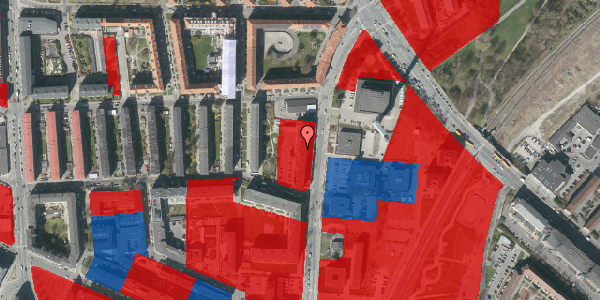 Jordforureningskort på Bisiddervej 35, 4. th, 2400 København NV