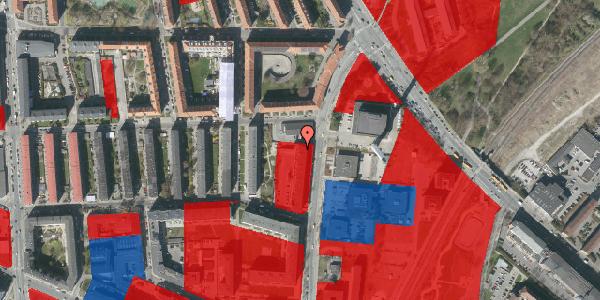 Jordforureningskort på Bisiddervej 39, 1. th, 2400 København NV