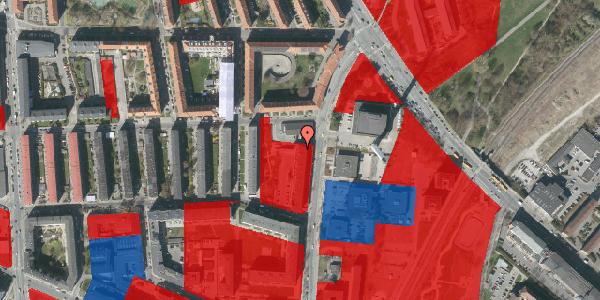 Jordforureningskort på Bisiddervej 39, 3. th, 2400 København NV