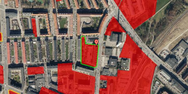 Jordforureningskort på Bisiddervej 39, 2. tv, 2400 København NV
