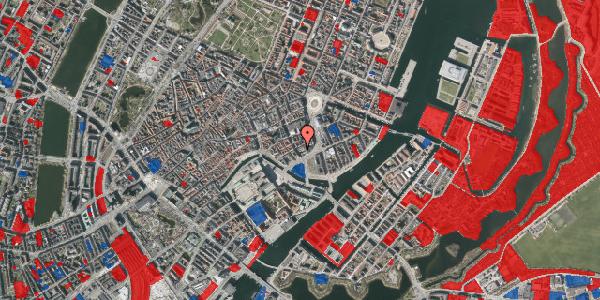 Jordforureningskort på Bremerholm 33, 2. , 1069 København K