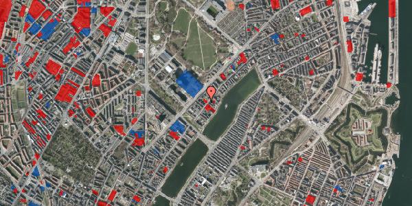 Jordforureningskort på Ryesgade 65A, 2100 København Ø