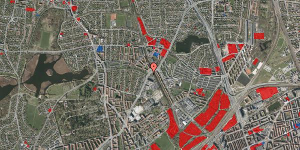 Jordforureningskort på Hf. Bispevænget 37, 2400 København NV