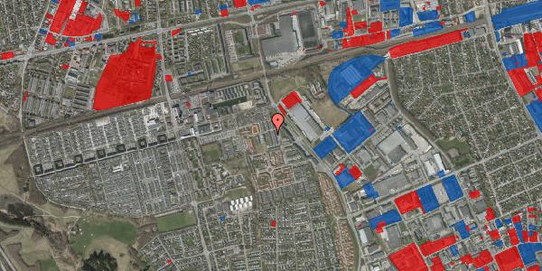 Jordforureningskort på Gulkløvervænget 12, 2625 Vallensbæk