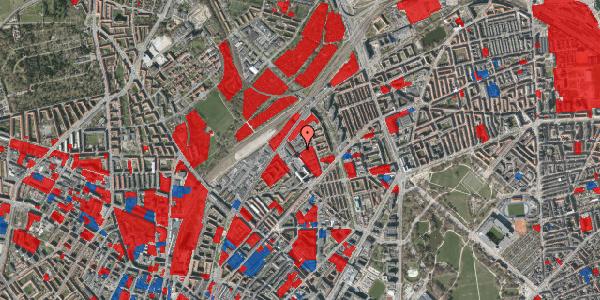 Jordforureningskort på Emblasgade 161, 1. th, 2100 København Ø