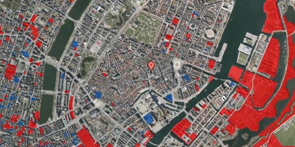 Jordforureningskort på Købmagergade 14, 1150 København K