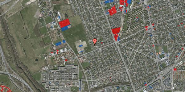 Jordforureningskort på Hf. Dahlia 97, 2650 Hvidovre