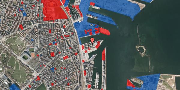 Jordforureningskort på Marmorvej 29, 1. th, 2100 København Ø
