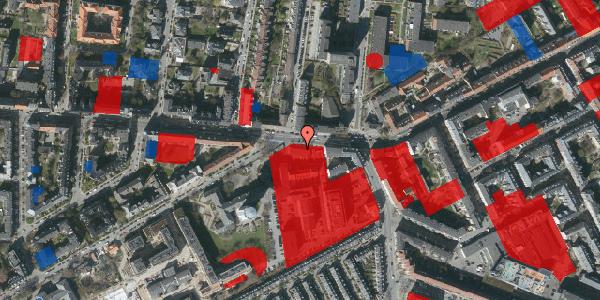 Jordforureningskort på Vesterbrogade 149, 6. , 1620 København V