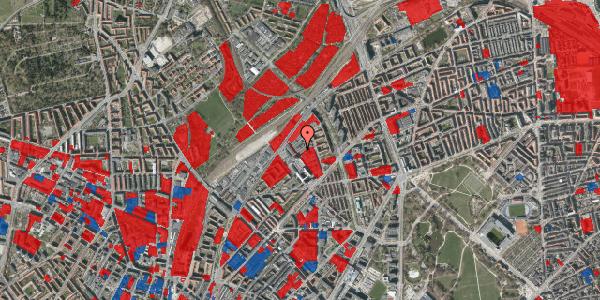 Jordforureningskort på Emblasgade 87, 1. th, 2100 København Ø