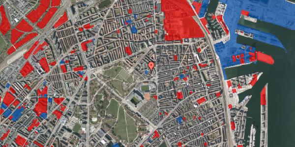 Jordforureningskort på Østerfælled Torv 35, 2100 København Ø