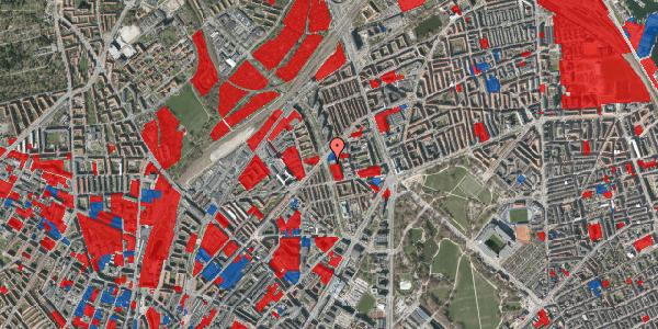 Jordforureningskort på Lersø Parkallé 48, 2100 København Ø