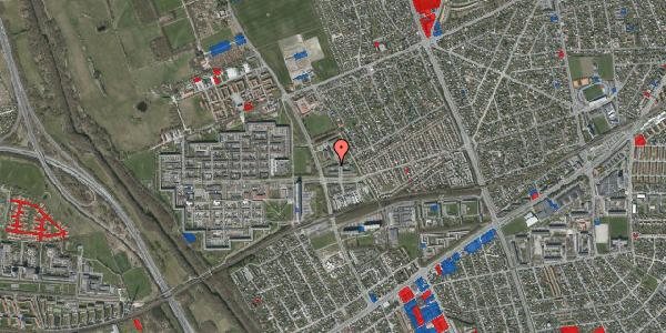 Jordforureningskort på Mellemvangsvej 47, 2650 Hvidovre