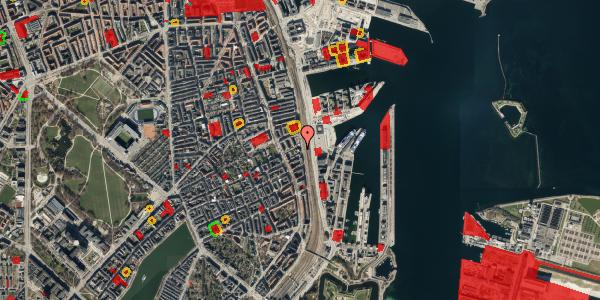 Jordforureningskort på Østbanegade 89, st. , 2100 København Ø