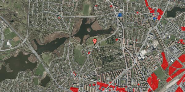 Jordforureningskort på Mosesvinget 99, 2400 København NV