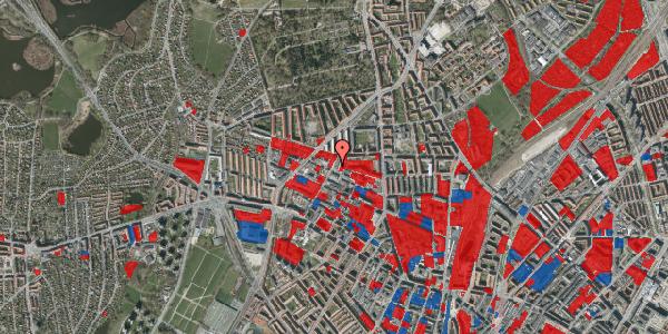 Jordforureningskort på Birkedommervej 31, st. , 2400 København NV