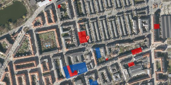 Jordforureningskort på Landskronagade 50D, 2100 København Ø