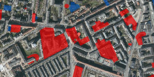Jordforureningskort på Vesterbrogade 137D, kl. 3, 1620 København V