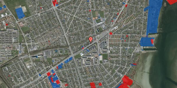 Jordforureningskort på Gammel Køge Landevej 376C, 2650 Hvidovre