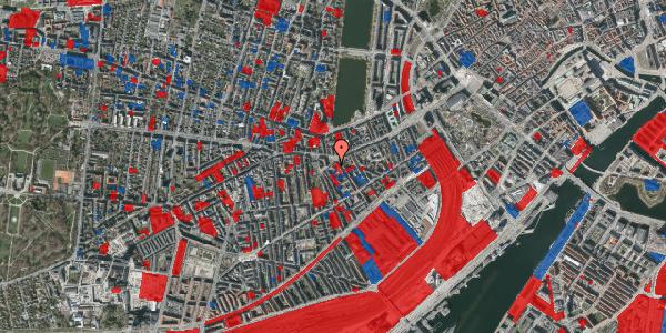 Jordforureningskort på Vesterbrogade 49, 1620 København V