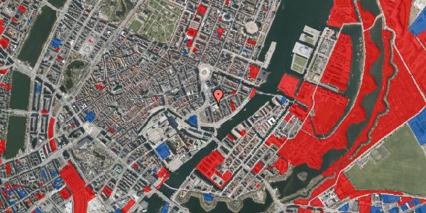 Jordforureningskort på Holbergsgade 4, 1057 København K