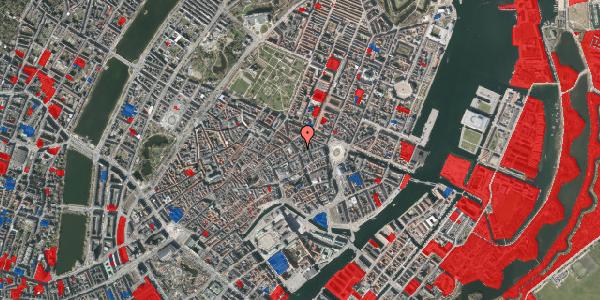 Jordforureningskort på Grønnegade 4, 4. , 1107 København K