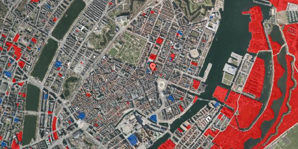 Jordforureningskort på Gothersgade 21C, 4. th, 1123 København K