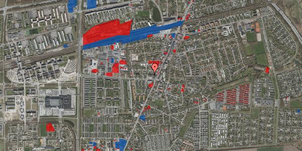 Jordforureningskort på Høje Taastrup Vej 8D, 2630 Taastrup