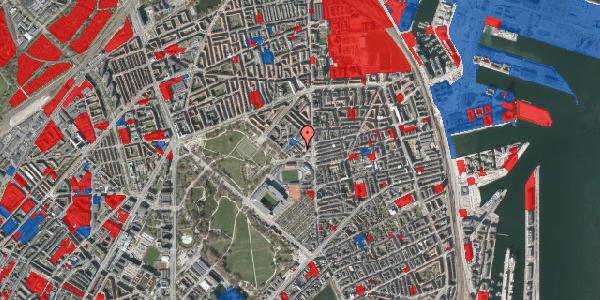 Jordforureningskort på Østerfælled Torv 19, 2100 København Ø